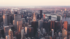 Iconic view of the New York City 4k Ultra HD Wallpapers and