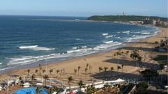 wallpapers Durban beaches where tourism Africa