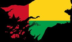 Flag of Guinea Bissau