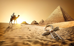 Egyptian Pyramids Wallpapers