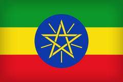 Ethiopia Large Flag