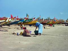 Sanyang Boats Gambia