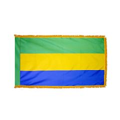 Graafix Flag of Gabon