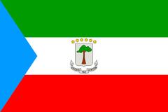 Pictures Equatorial Guinea Flag Stripes