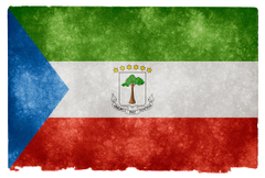 Graafix Flag of Equatorial Guinea