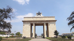 Ghana Landmarks 44972