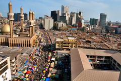 Naijamerican Eyes on Lagos