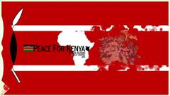 Peace For Kenya wallpapers