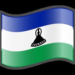 Graafix Flag of Lesotho