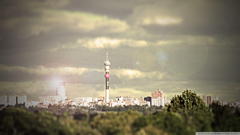 Johannesburg Tower 4K HD Desktop Wallpapers for 4K Ultra HD TV