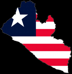Liberia Countries Flag Picture