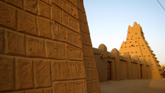 The Medieval Kingdoms of Ghana and Mali