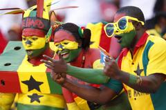 Ghana Black Stars Most Amazing Moments