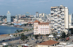 Luanda is the capital and largest city of Angola Located on