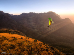 Paragliding in Malawi Africa