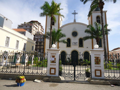 Angola Cathedral of the Holy Saviour in Luanda