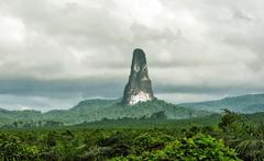 Landmarks of São Tomé and Príncipe