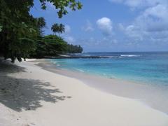 A Serendipitous Propinquity São Tomé i Príncipe