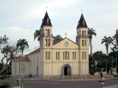 Our Lady of Grace Cathedral São Tomé
