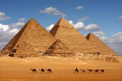 Great Pyramid Of Giza Wallpapers 8