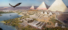 Wallpapers Assassin s Creed Origins Giza Egyptian Pyramids Games