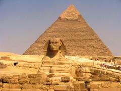 Great Pyramid Of Giza Wallpapers 11