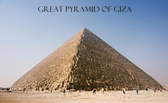 Great Pyramid Of Giza Wallpapers and Backgrounds Image