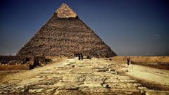 Great pyramid of giza wallpapers