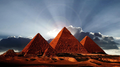 Egyptian Pyramid Wallpapers