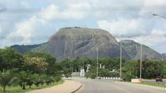 Niger Zuma Rock Abuja Nigeria Top Travel Lists 1366x768
