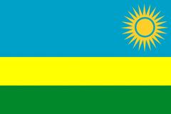 Flag of Rwanda wallpapers