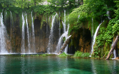 Beautiful Waterfalls Wallpapers For Nokia C5