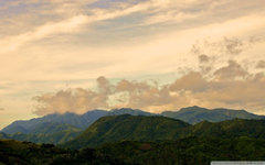 Sierra Madre Mountains Tanay Philippines HD desktop wallpapers