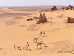 Desert Sudan Wallpapers