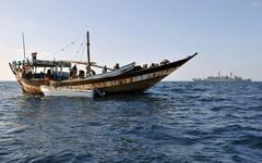 Somali pirate ship wallpapers