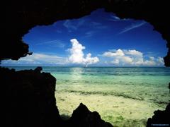 Natural Frame Zanzibar Tanzania wallpapers