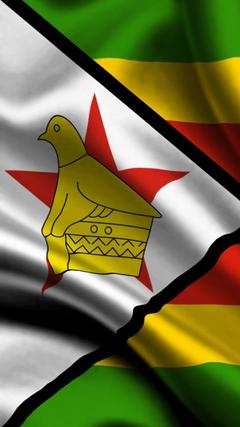 Wallpapers 750x1334 Zimbabwe atlas Flag Cloth Silk