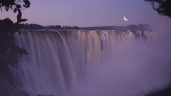 Waterfalls Victoria Zimbabwe Falls Beautiful 3d Nature Wallpapers