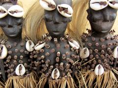 Togo Africa Voodoo dolls