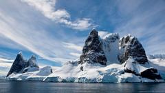 Frozen Antarctica HD Wallpapers