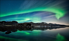 I want to see the aurora in the South Pole
