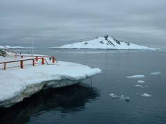 Unnamed Road General Bernardo O Higgins Base Antarctica
