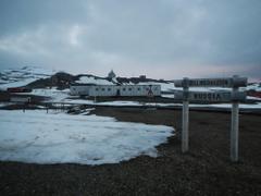Villa Las Estrellas Antartica de Chile