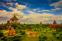 Bagan Myanmar Wallpapers High Quality