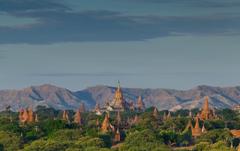 Temples Of Bagan Burma wallpapers
