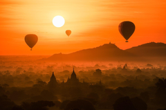Bagan Myanmar Computer Wallpapers Desktop Backgrounds