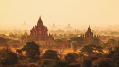 artwork Painting Myanmar Burma Wallpapers HD Desktop and