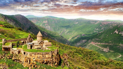 HOW TO GET TO ARMENIA WHERE TO STAY WHAT TO SEE