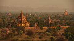 Wallpapers Bagan Temples Myanmar travel tourism booking Travel