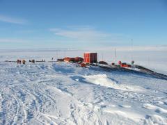 Base Belgrano Antártida
